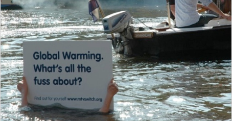 Global Warming Kampagne